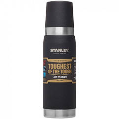 Термос Stanley Master Vacuum Bottle 0,75L. чёрный (10-02660-002)