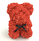 Ручная работа МИШКИ ИЗ РОЗ (Ведмедик з Троянд Teddy Rose), фото 4