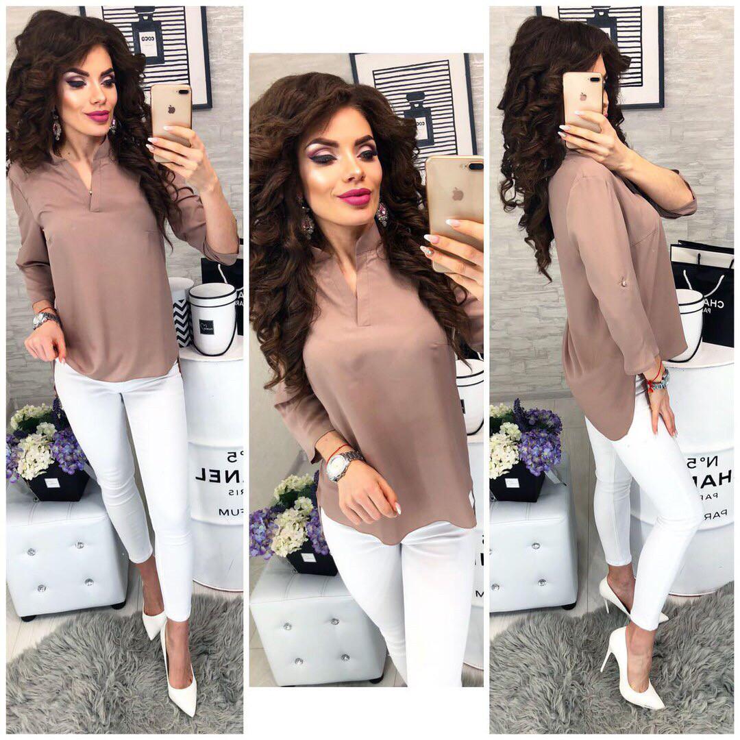Рубашка женская стильная