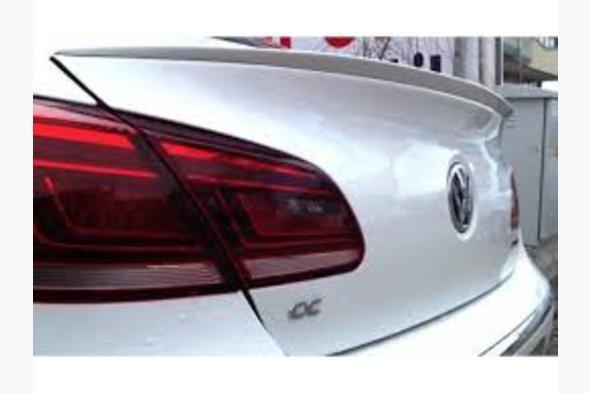 Спойлер (под покраску) Volkswagen Passat СС 2008↗ гг.