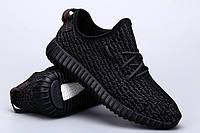 "Кроссовки Adidas Yeezy Boost 350 Low ""Pirate Black"""