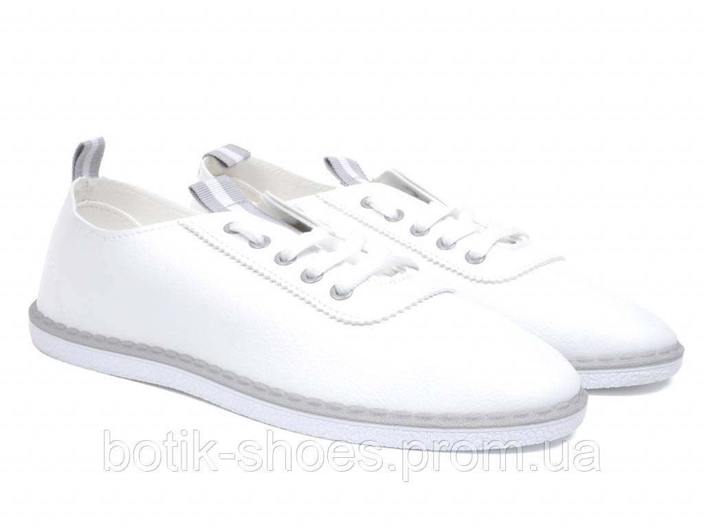 96437cffb Белые модные женские летние кроссовки кеды экокожа jx69p-5 -  интернет-магазин обуви