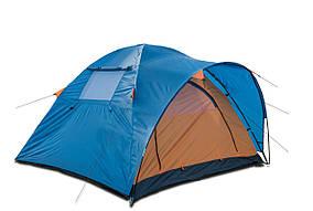 Палатка, двухслойная, трёх, четырех, 3,4, местная, coleman, Польша, качественная, надёжная, непромокаемая