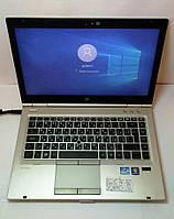 Ноутбук HP Elitebook 8460p-Intel-Core-i5-2540M-2.6 GHz-4Gb-250Gb-W14-Web-DVD-RW-WEB(С)- Б/У