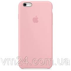 Силиконовый чехол Apple Silicone Case for iPhone  6/6S Flamingo -Фламинго