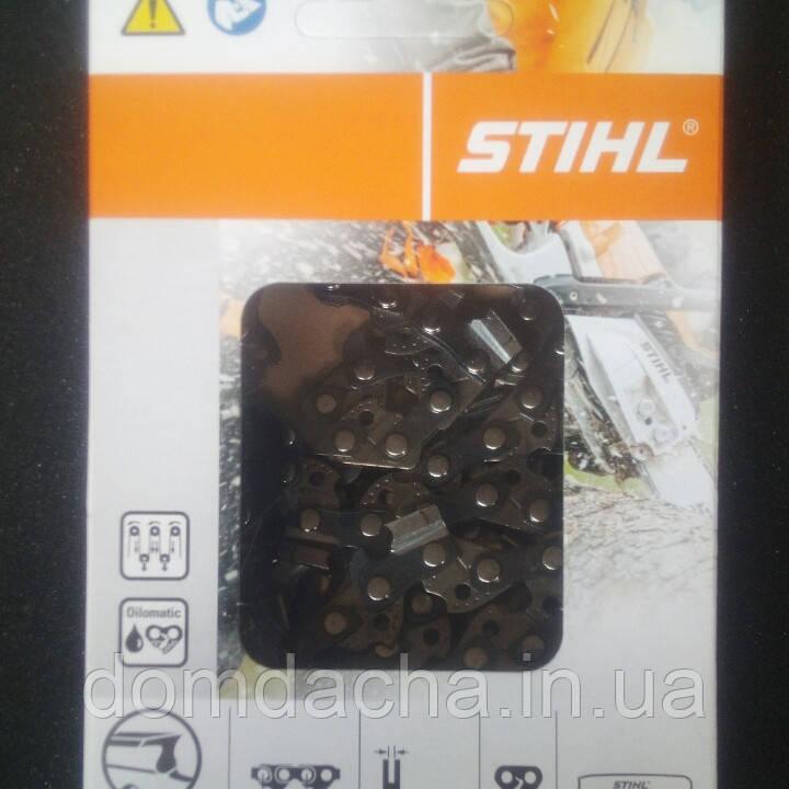 Цепь Stihl 50 звеньев, 25 зубов PMC 3/8 1.3 мм оригинал
