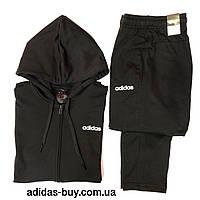 Костюм мужской оригинальный джемпер и штаны adidas CORE DQ3103 цвет: черный