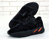 Мужские кроссовки Adidas Yeezy 700 Black