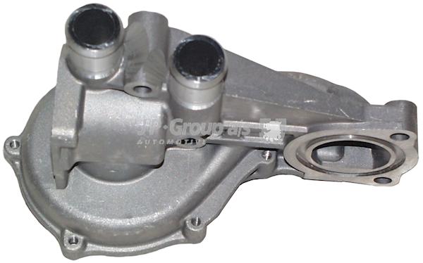 Корпус водяного насоса (помпы) Audi 80 B3