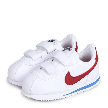 35e006b8 Детские Кроссовки Nike Cortez Basic SL 904769-103 (Оригинал), фото 2