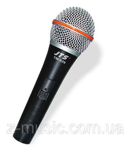 Микрофон динамический JTS TM-929