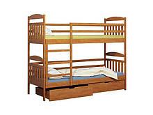 Двухъярусная кровать Camelia Алтея 90x200 см.