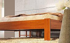 Двуспальная кровать Camelia Альпина 90*200 см., фото 3