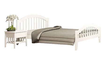 Двуспальная кровать Camelia Мелиса 120*200 см., фото 2