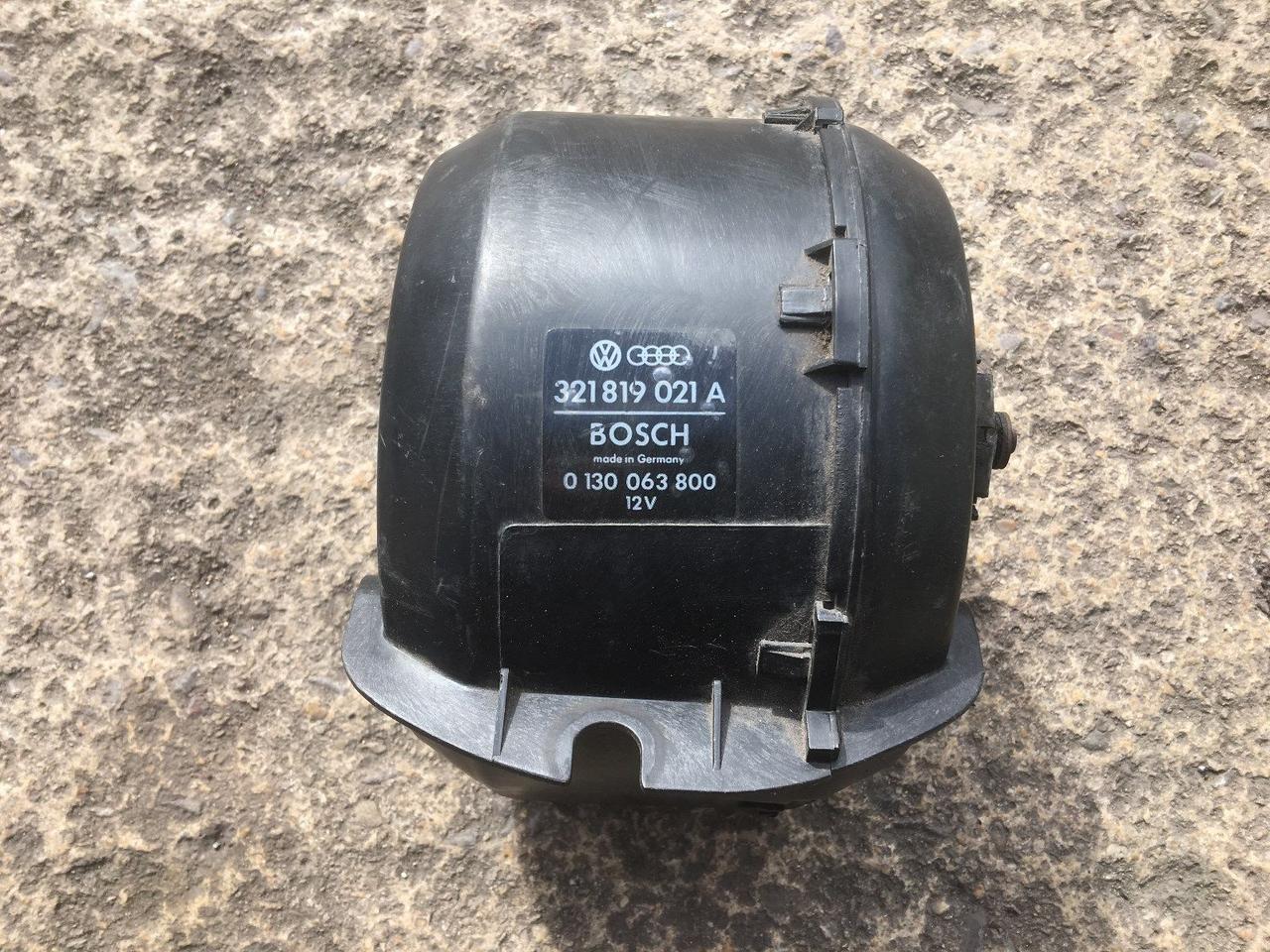 Мотор печки WV Passat 1