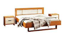 Двуспальная кровать Camelia Лантана 90*200 см.