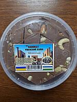 """Халва натуральная шоколадная с медом """"Barokat"""", 500г"""