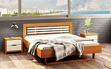 Двуспальная кровать Camelia Лантана 140*200 см., фото 2