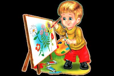 Детское творчество и креативность-Дітяча творчість та креативність