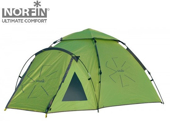Палатка трекинговая Norfin HAKE 4 (Премиум)
