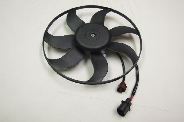Мотор радиатора Seat Ibiza 5