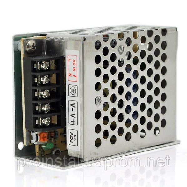 Импульсный блок питания 5В 20А (100Вт) перфорированный