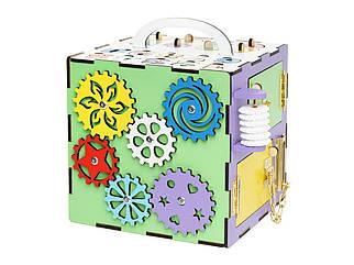 Бизиборд 25см ярких цветов Bona Mente kids, #Lite2501