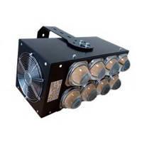 Светильники энергосберегающие светодиодные серии СЭС с принудительным охлаждением