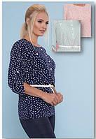 Блуза с ремешком, фото 1