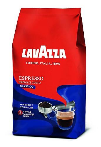Кофе в зернах Lavazza Espresso Crema e Gusto 1 кг.
