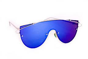 Солнцезащитные женские очки маска 8802-003, фото 2
