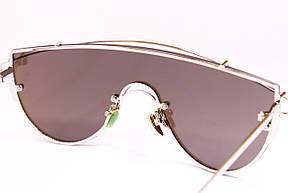 Солнцезащитные женские очки маска 8802-003, фото 3