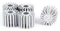 Радиатор алюминиевый 20х15мм (1Вт)