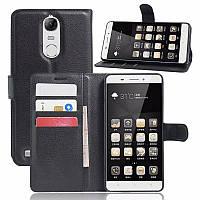 Чехол-книжка Litchie Wallet для Lenovo K5 Note A7020 Черный