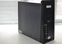 Системный блок, компьютер, Intel Core i3 2120, 4 ядра по 3,2 ГГц, 8 Гб ОЗУ DDR-3, SSD 120 Гб, видео 2 Гб