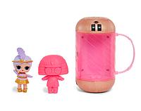 Кукла Лол Капсула Шпион Декодер | 4 серия L.O.L. Surprise Eye Spy | Секретные месседжи
