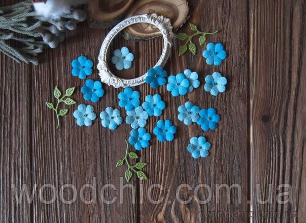 Набор цветов Незабудки
