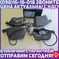 Колодка торм. диск. AUDI A4, A6, ALLROAD передн. (пр-во Bosch) 0 986 494 104