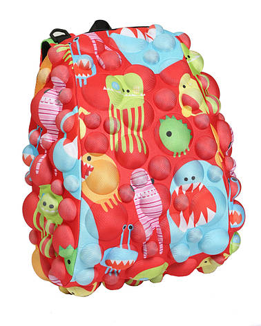 Рюкзак MadPax Bubble Half цвет UNDER THE RED (мульти), фото 2