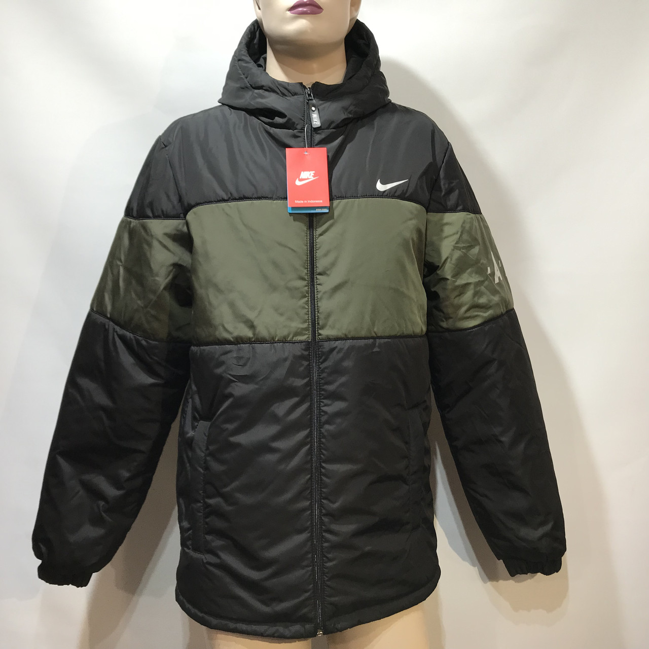 Куртка мужская Nike реплика  весна/осень