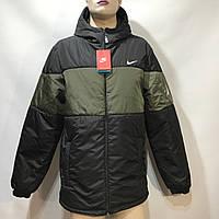 Куртка мужская Nike реплика  весна/осень, фото 1