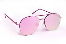 Женские солнцезащитные зеркальные очки 2018 (8304-6), фото 2
