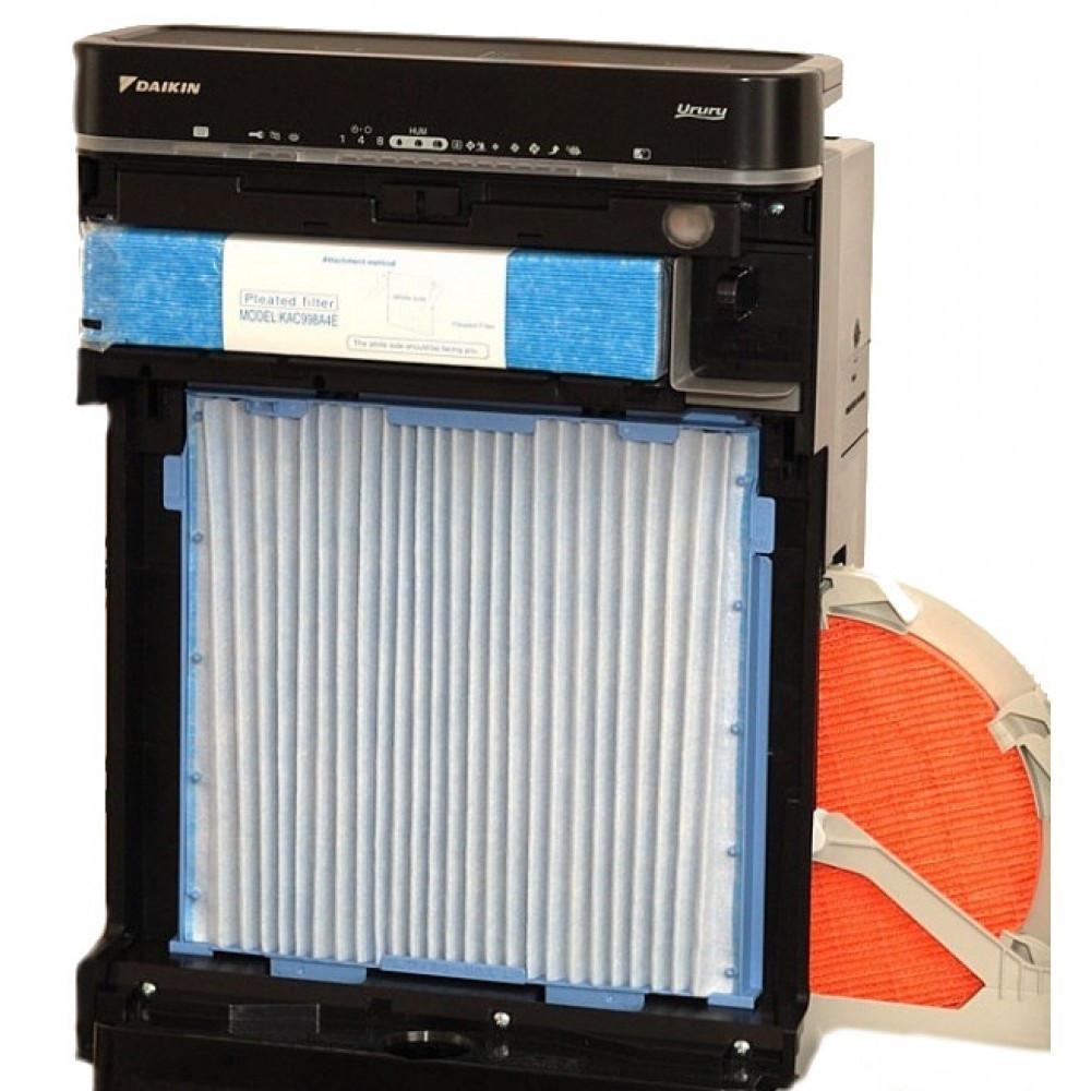 Комплект гофрированных фильтров KAC998 к Daikin MCK75J (7 шт.)