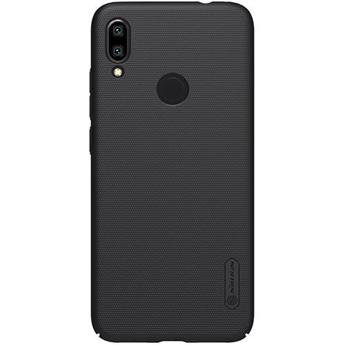 Чехол-бампер Nillkin Super Frosted Shield Black для Xiaomi Redmi Note 7