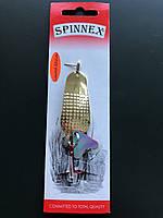 Блесна Spinnex Pike3 14g Limited Edition gold