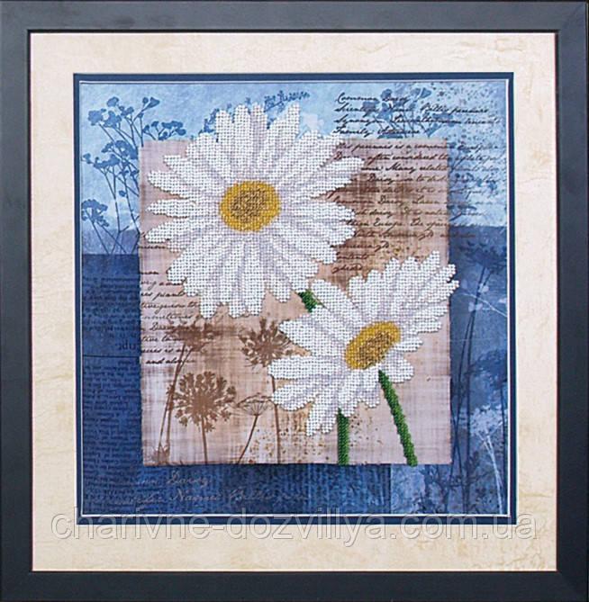 Набор для вышивки бисером Цветы любви