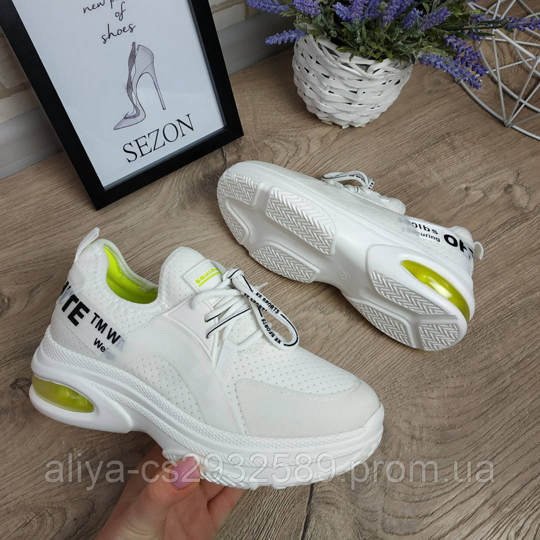 Кроссовки Allshoes LLA-8 556126 White