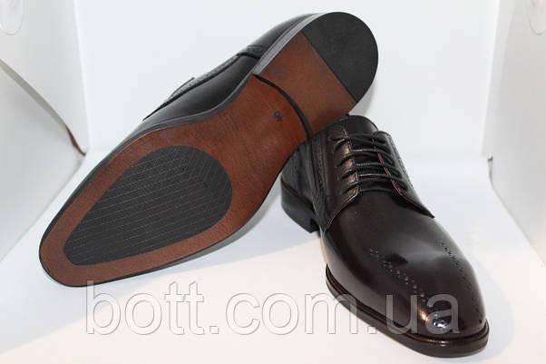 Кожаные туфли, фото 3