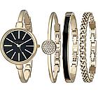 Женские наручные часы Anne Klein с 3 браслетами в подарочной упаковке  Наручний жіночий годинник, фото 3