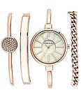 Женские наручные часы Anne Klein с 3 браслетами в подарочной упаковке  Наручний жіночий годинник, фото 2
